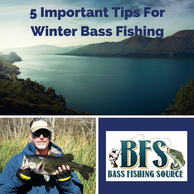 Tips for winter bass fishing