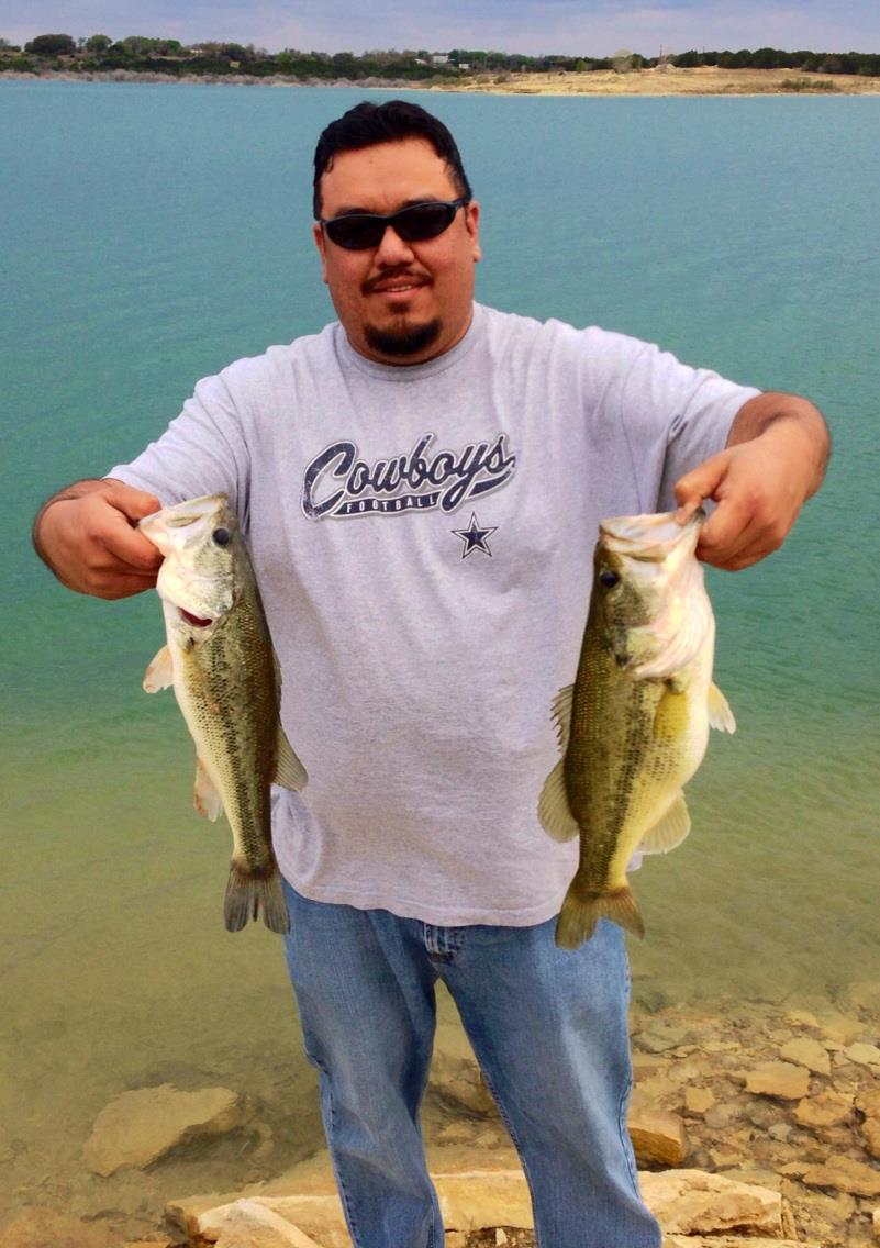 Raul Rodriguez Bass Fishing