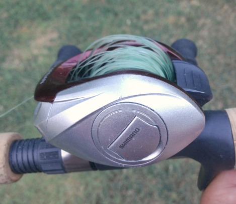 users guide to setting up baitcast reels, Fishing Reels