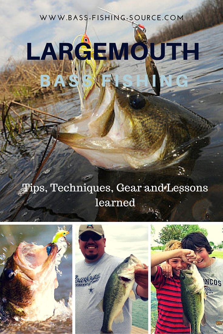 Largemouth Bass Fishing Tips