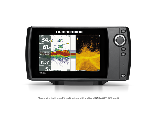 humminbird helix 7 fishfinder review, Fish Finder