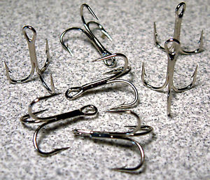 Replacement Treble Hooks